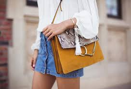 how to clean your suede designer bag