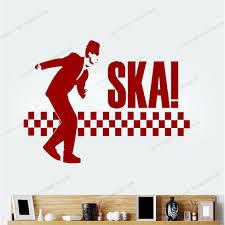 Large Ska 2 Tone Dance Bedroom Wall Mural Giant Sticker Art Vinyl Decal Transfer Yw 523 T200421 Decorating Wall Stickers Decorating With Wall Decals From Xue10 13 98 Dhgate Com