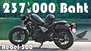 6500 dollar motorbike in thailand