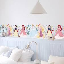Kids Cartoon Dancing Princess Wall Stickers Gallery Wallrus Free Worldwide Shipping