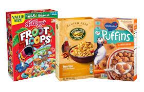 unhealthiest breakfast cereals