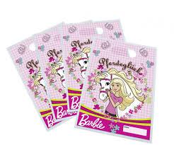 Pack De 6 Cumpleanos Regalo Infantil Barbie Party Es