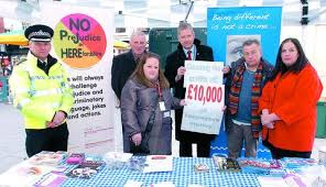 Rallying call to stamp out racist attacks in county | Hereford Times