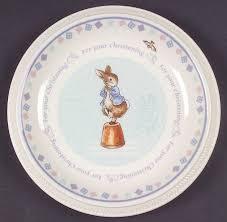 keepsakes wedgwood peter rabbit boy