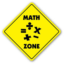 Math Zone 3 Pack Of Vinyl Decal Stickers 4 X 4 Decoration For Laptop Car Walmart Com Walmart Com