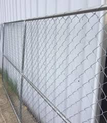 Temp Construction Chainlink Fence Panels For Sale