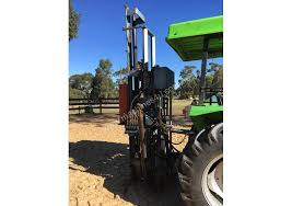 Used Lyco Lyco High Lift Post Driver Fencing Machinery In Listed On Machines4u
