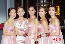 HK actress Myolie Wu holds wedding ceremony- China.org.cn