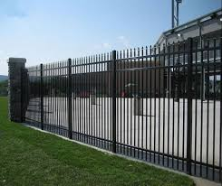 Cheap Galvanized Steel Picket Fence Garden Fence Wrought Iron Fence Fence Panel China Garden Fence Fence Panel Made In China Com