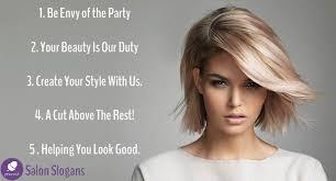 you will love these salon slogan ideas blog
