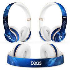 Beats Solo Skins Blue Ebay