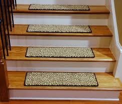 stair treads leopard 30 x 9