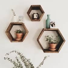 threshold hexagon wall cube set of 3
