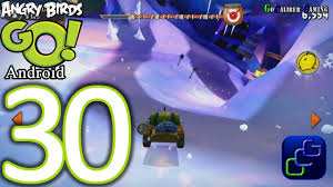 Angry Birds GO Android Walkthrough - Part 30 - Sub Zero: Track 2 ...