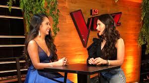 La Voz, Entrevistas: Jessica Cediel con Adrianna Foster (VIDEO) | Telemundo