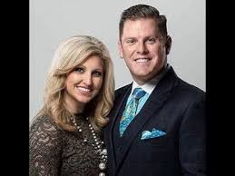 CT Townsend And Becky Townsend Tuesday night special singing - YouTube