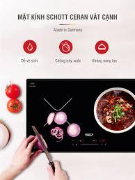 Mẫu bếp từ Chefs nào nhập khẩu Đức giá rẻ nhất? – BẾP KƯỜNG THỊNH