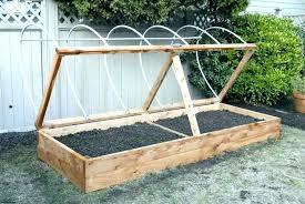 box wooden vegetable garden box cedar