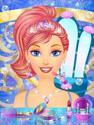 ice princess mermaid makeup