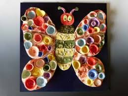 The very hungry caterpillar finished artworks – Eastnor Pottery