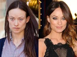 stars without makeup 2016 before and