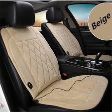 1 pieces 12v heated car seat cushion