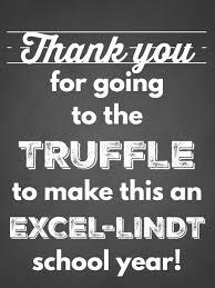 lindt truffles teacher appreciation gift printable gift