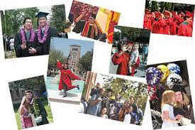 Cheers, Flowers and Wise Words Send 2001 Grads Into the World - USC News