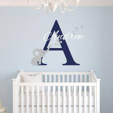 Shop Baby Name Wall Decals On Wanelo