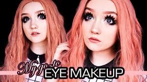 doll eye makeup tutorial my go to eye