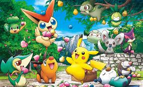 pokémon hd wallpaper background image