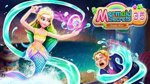 mermaid secrets 35 princess ocean war