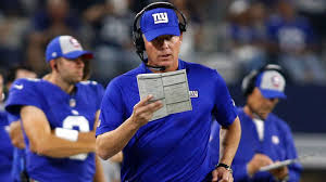 Giants' Pat Shurmur: No second-guessing two-point attempt, QB sneaks - ABC7  New York