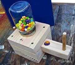 make a homemade candy dispenser boys