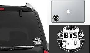 Bts Bangtan Boys K Pop Vinyl Window Decal Laptop Stickers Die Cut 5 49 Picclick