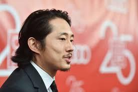 Steven Yeun, Glenn on 'The Walking Dead,' Calls Premiere 'Bittersweet' -  Variety