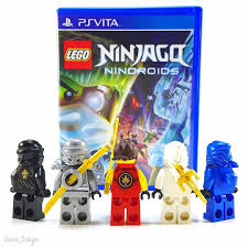 Ninjago Nindroids on PSVita just arrived I don't know if it's a good game  or not by vince_tokyo (mit Bildern)