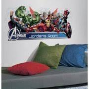Marvel Avengers Wall Decals Walmart Com