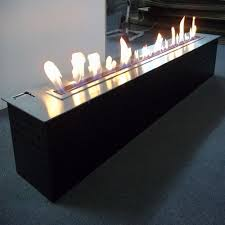 ventless automatic bioethanol fireplace