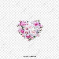 الورود على شكل قلب الورود على شكل قلب إكليل ورود حمراء Png