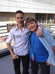 Crash & Bernstein's Cole Jensen and Aaron Landon...