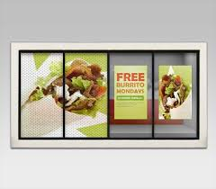 Restaurant Window Decals Restaurant Window Clings Signazon Com
