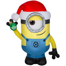 universal 3 5105 ft lighted minion