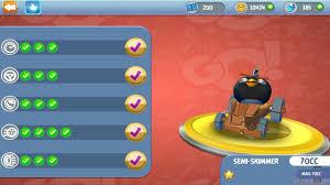 Angry Birds Go Gameplay Walkthrough Part 2. Bomb vs Stella - YouTube