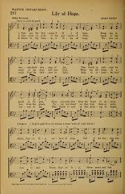 Lily of hope | Hymnary.org