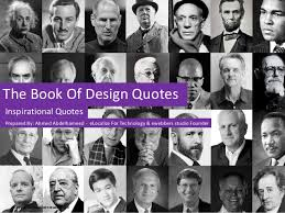 the book of design quotes more than inspirational quotes