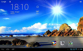 49 live weather wallpaper for pc on