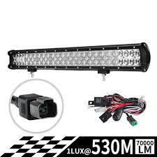 23inch Led Light Bar Osram Spot Flood Combo Offroad 4wd Led Light Bars Led Lights Bar Lighting