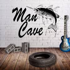 Second Life Marketplace Man Cave Bass Wall Decal