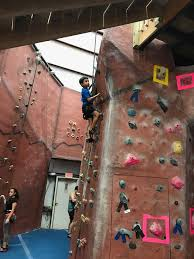 on the edge rock climbing gym